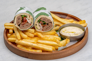 Drivu Kabab Wrap