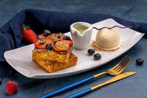Drivu French Toast توست فرنسي