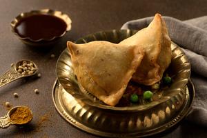 Drivu Punjabi Samosa (2 pieces)