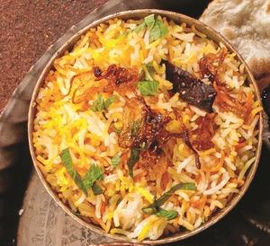Drivu Biryani Rice
