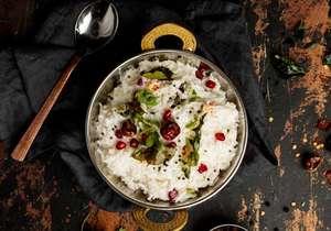 Drivu Curd Rice
