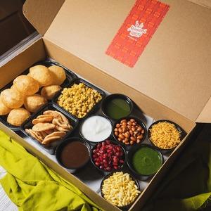 Drivu Chaat Box