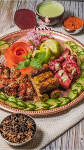 Drivu Assorted Chicken Tikka Platter