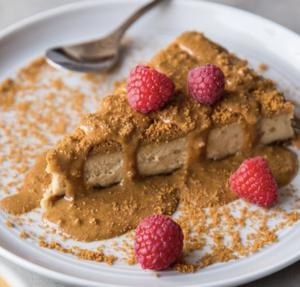 Drivu Monkey Cheesecake (per slice)