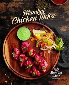 Drivu Signature Mumbai Chicken Tikka