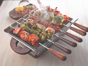 Drivu Tandoori Mixed Grill