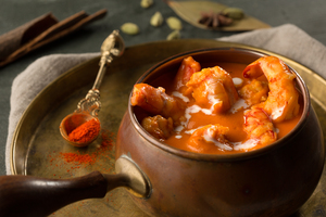 Drivu  Jhinga Makhanwala (shrimp)