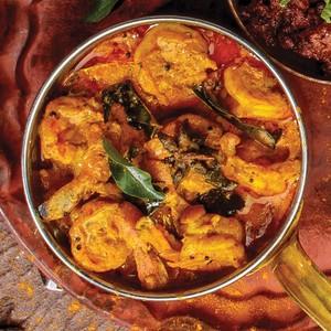 Drivu Prawn Goan Curry