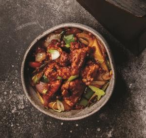 Drivu Mumbai Chilly Chicken