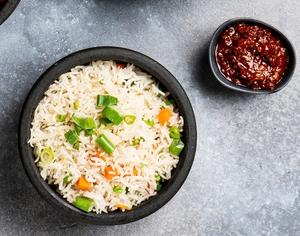 Drivu Veg. Fried Rice