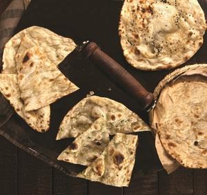 Drivu Cheese Naan
