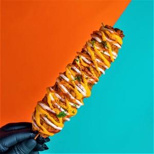 Drivu Hot Dog Roll
