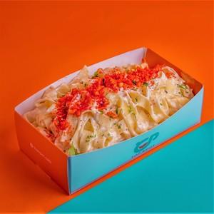 Drivu Pasta with Cheetos