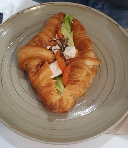 Drivu Exclusive Cheese Croissant