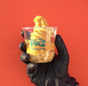 Drivu Mango Ice Cream