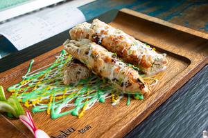 Drivu Chicken Seekh Kebab