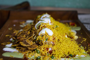 Drivu Potato Chaat