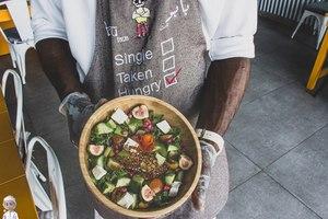 Drivu Babu Special Salad