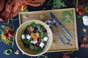 Drivu Babu Jarjeer Salad