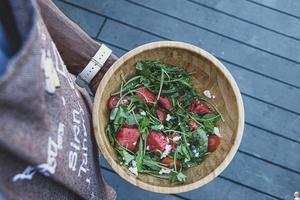 Drivu Water melon Salad