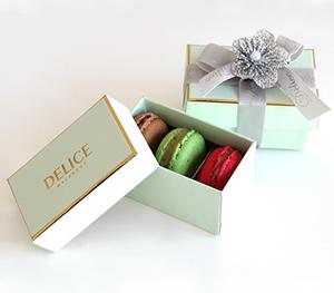 Drivu Macaron Box (3 pieces)