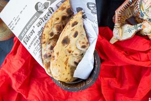 Drivu Tandoori Roti