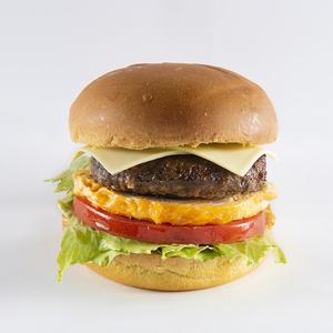 Drivu Potato Bun Angus Beef Burger