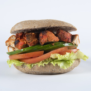 Drivu Chicken Tikka Lunch Bap
