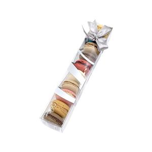 Drivu Mini Macaron (10 pieces) Transparent Box