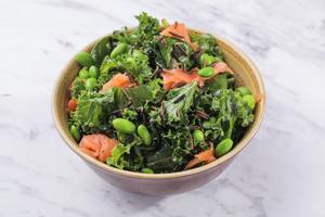 Drivu Salmon rice bowl