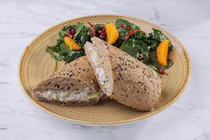 Drivu Tuna Sandwich