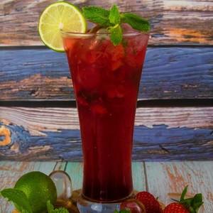 Drivu Strawberry Mojito