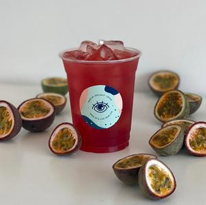 Drivu Passion Fruit Ice Tea