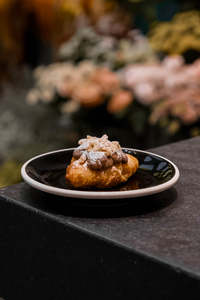 Drivu Mini Croissant Nutella
