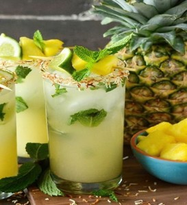 Drivu Pineapple Juice عصير الاناناس