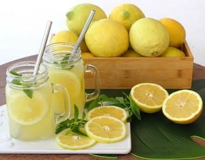 Drivu Lemonade Juice عصير ليموناده