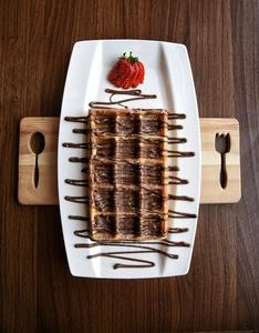 Drivu Nutella Waffle