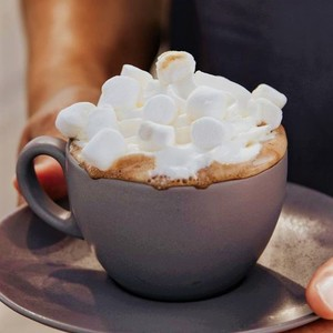 Drivu Toasted S'mores Latte
