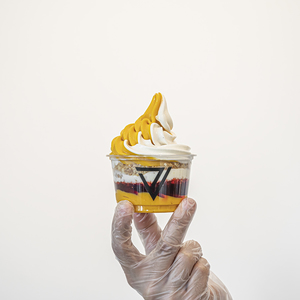 Drivu Mango Breeze Ice Cream