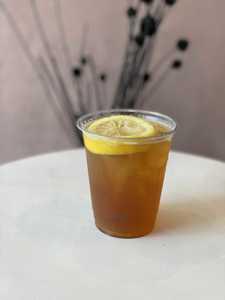 Drivu Iced Peach Tea