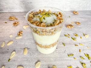 Drivu Nutty Greek Yogurt
