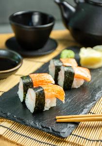 Drivu Crab Stick Sushi
