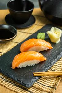 Drivu Salmon Sushi