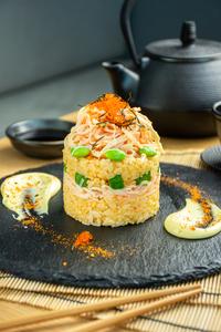 Drivu Quinoa Crab Salad