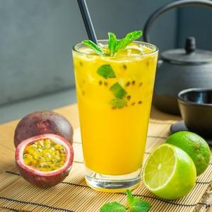 Drivu Passion Fruit Mojito