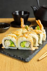 Drivu Shrimp Tempura Roll