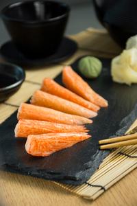 Drivu Crab Stick Sashimi