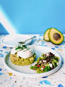 Drivu Avocado Eggs