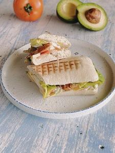 Drivu Avo Chicken Sandwich