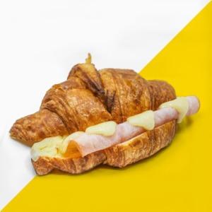 Drivu Turkey & Cheese Croissant